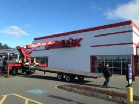 Cinemagic Salisbury MA - Commercial Painting