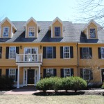 Exterior Residential Painter Amesbury MA