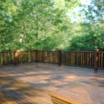 Deck Painting Boxford