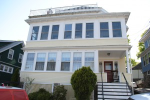 Swampscott House Painting