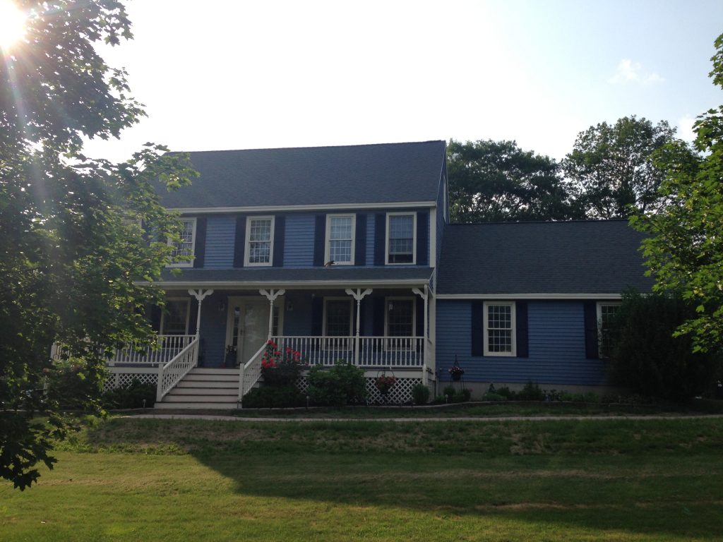 Exterior Painting Contractor Amesbury Amazing Painting Company