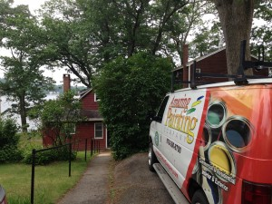 Exterior Painter Marblehead MA