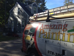 Amesbury Exterior Painter