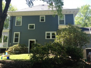 Exterior House Painter Topsfield MA
