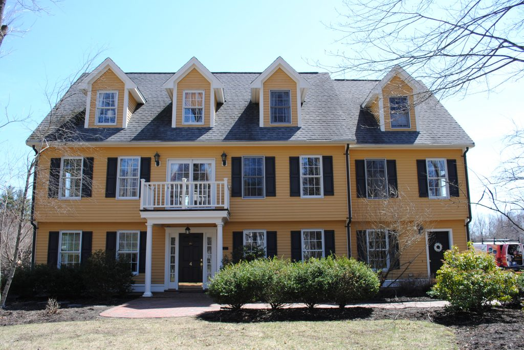 Exterior Painters Amesbury MA