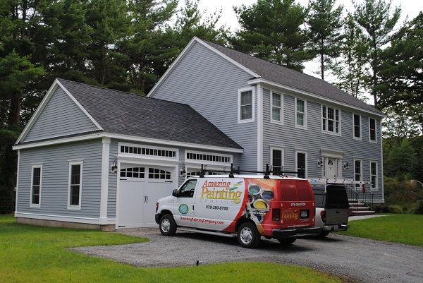 Exterior Painting Applications