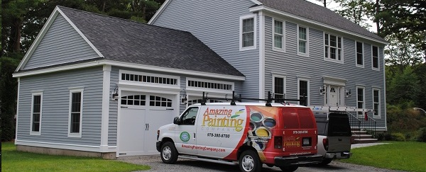 Exterior Painting Amesbury MA