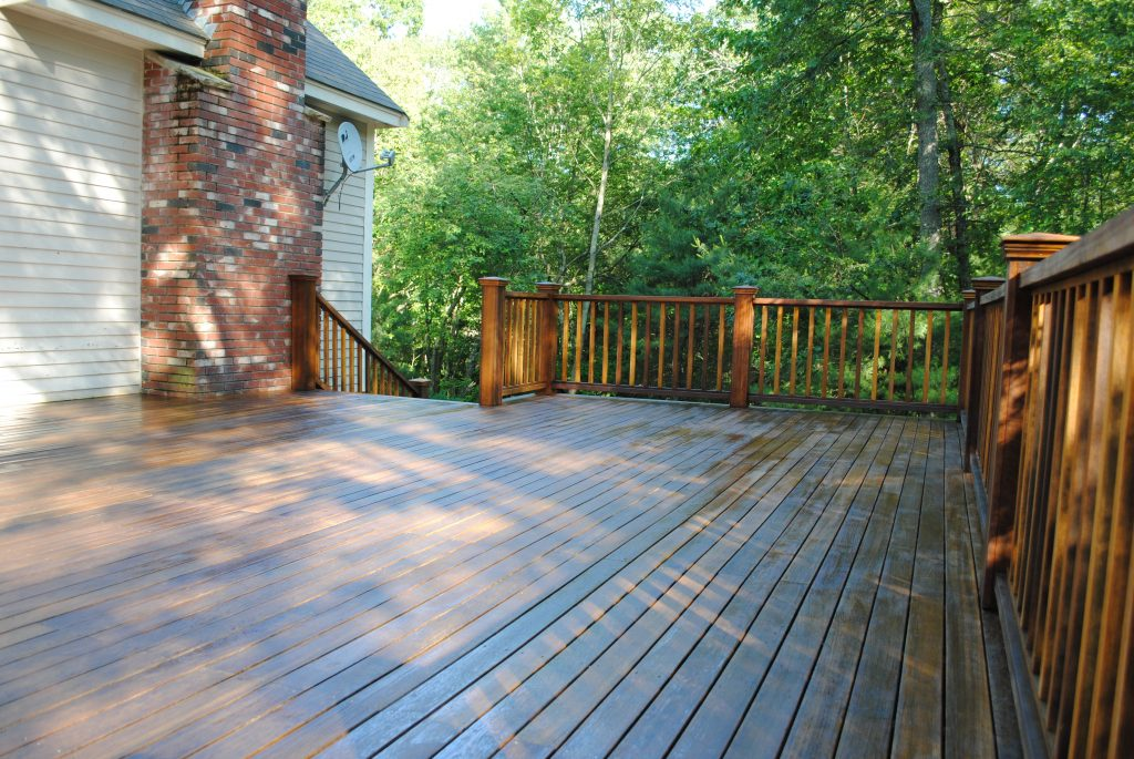 Deck Staining amesbury ma