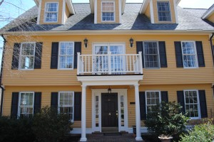 Exterior Painting Contractor Georgetown MA