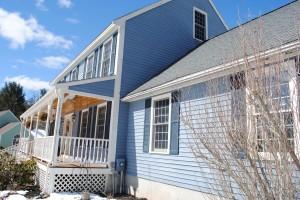 Painting Houses in Amesbury