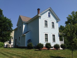 Exterior House Painters Amesbury