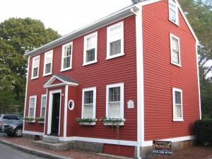 Salem House Painting